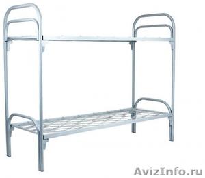 Кровати одноярусные, кровати двухъярусные, кровати для строителей - Изображение #4, Объявление #542945