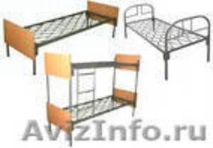 Кровати одноярусные для больницы, кровати двухъярусные для строителей - Изображение #4, Объявление #689284
