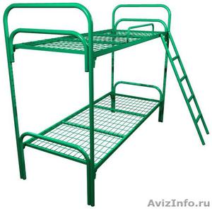 Кровати одноярусные для больницы, кровати двухъярусные для строителей - Изображение #5, Объявление #689284