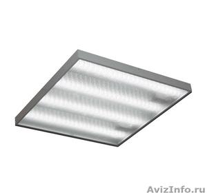Офисный светильник светодиодный FAROS FG 595 40LED 0,35A 44W 5000К - Изображение #1, Объявление #1445095