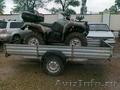 Продам прицепы МЗСА для перевозки снегоходов, лодок, грузов