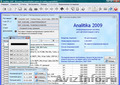 Analitika 2009 - Бесплатное ПО для автоматизации учета в торговой компании