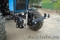 трехточечное крепление на трактор (Австрия)