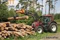 Фронтальный погрузчик для лесного хозяйства/навесной погрузчик