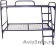 Кровати металлические для казарм, кровати трёхъярусные для рабочих, кровати опт - Изображение #5, Объявление #1478876